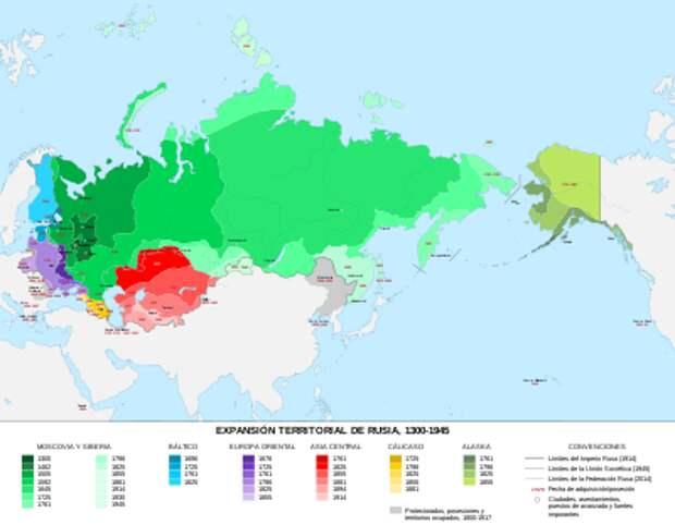 В России нашли способ расширения территорий