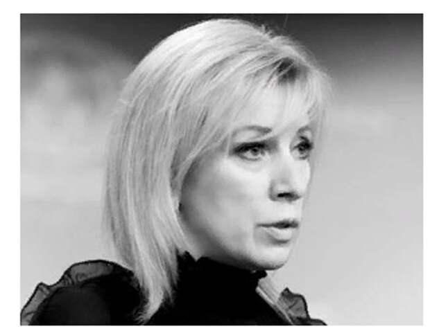 Захарова высказала претензии в адрес генсека ООН официальный представитель МИД Мария Захарова.
