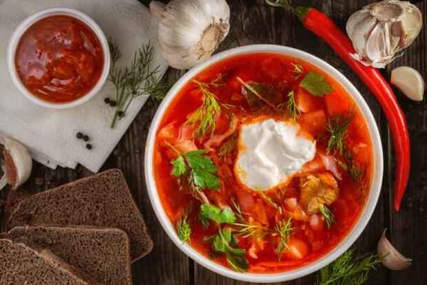 Борщ: как удвоить пользу классического блюда
