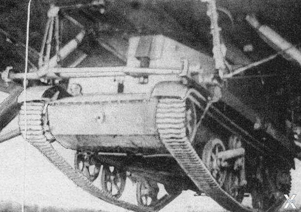 Летающий танк и другие самые фантастические проекты СССР