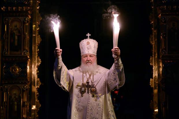Названа дата прибытия Благодатного огня из Иерусалима в Москву