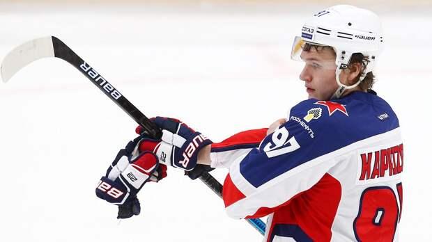 Капризов: «Я со спокойной душой уехал из России в НХЛ. Давно был к этому готов»