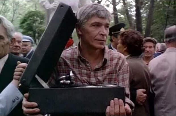 Иван Бортник, «Зеркало для героя», 1987 г.