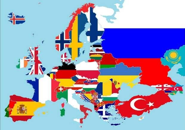 Рейтинг самых маленьких стран Европы