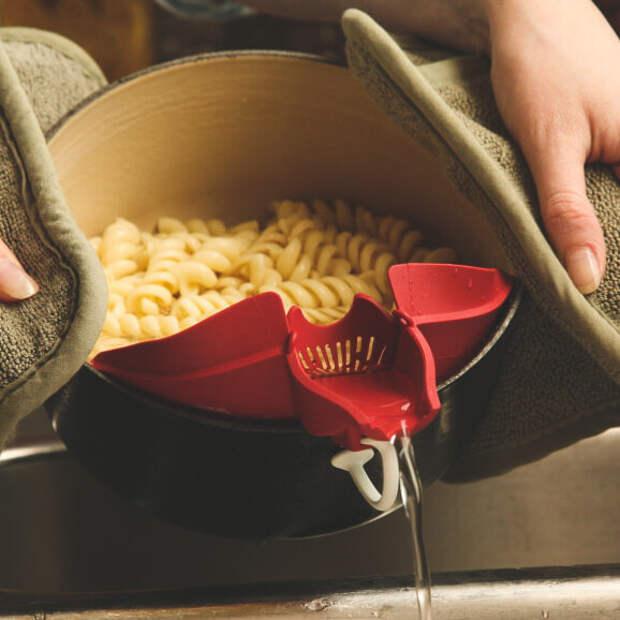 Четыре приспособления для кухни, что избавят от хлопот
