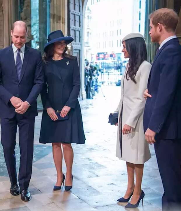 Настоящий скандал в семействе : Британия обсуждает «любовный треугольник» в семье принца Уильяма и Кейт Миддлтон