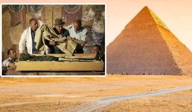 Проклятие фараонов Египта: ученый рассказал об «инцидентах» после открытия гробницы Тутанхамона
