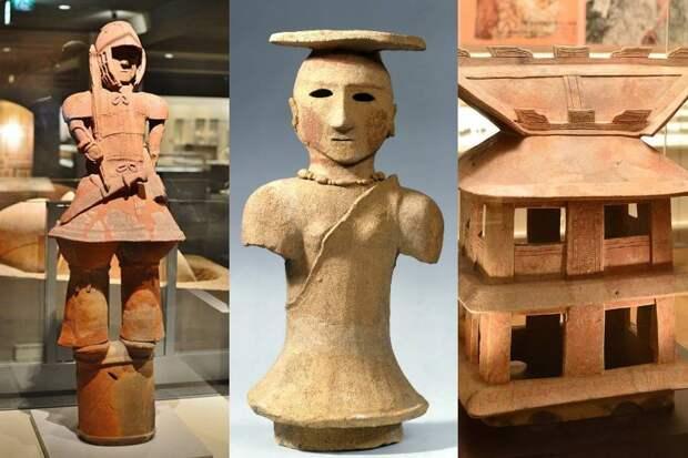 Кофуны — древние гробницы в Японии
