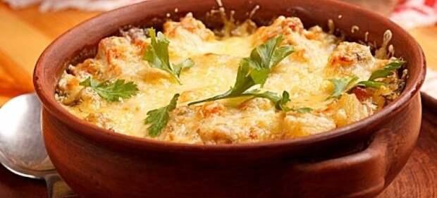 Бабка картофельная - рецепт в духовке в горшочке