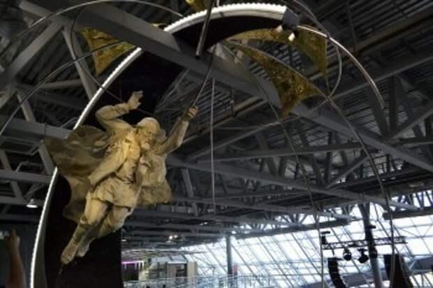 Как в Калуге прошло открытие нового музея космонавтики (фото)