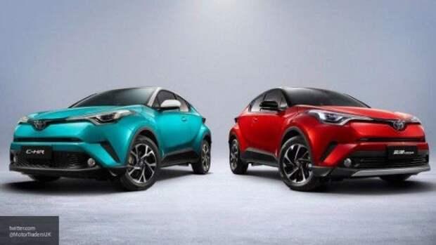 Автомобили Toyota смогут защитить себя от угонщиков