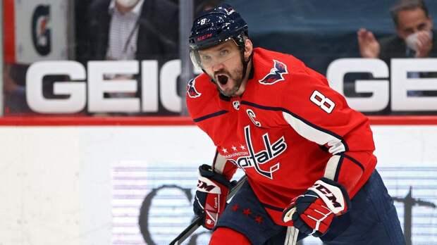 Овечкин — 8-й игрок в истории НХЛ, забросивший 20 шайб минимум в 16 сезонах