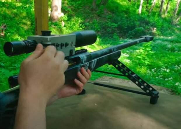 В британской прессе оценили российскую снайперскую винтовку СВЛК-14С «Сумрак»