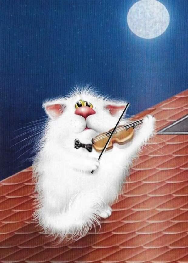 коты Алексея Долотова – 44