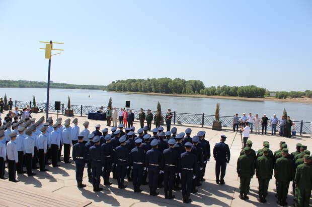 Военные инженеры ЦВО пройдут на паромах по рекам Поволжья около 2 тыс. км