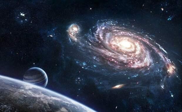 Что если Вселенная это Атом? Ученые в панике