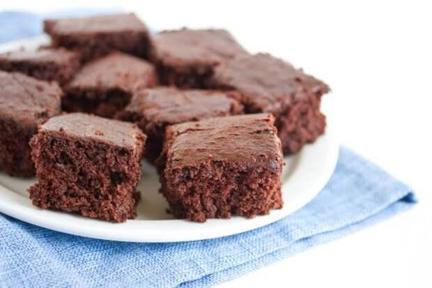 Отличный шоколадный кекс всего из двух ингредиентов
