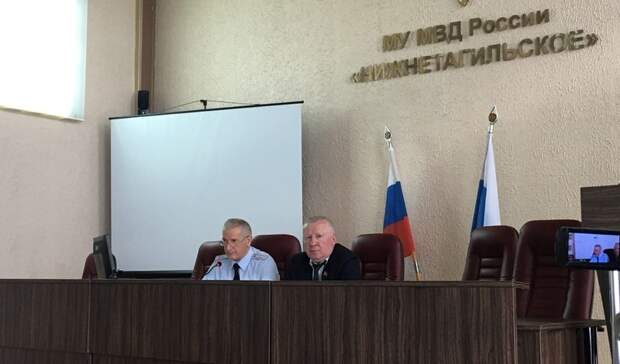 Депутат Мартюшев покинул пост председателя Общественного совета при МВД в Тагиле
