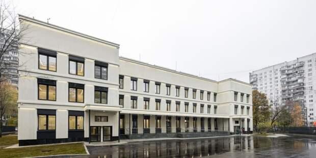 Собянин рассказал о программе реконструкции поликлиник/Фото: М. Мишин mos.ru