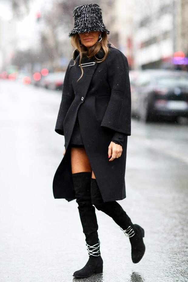Как носят головные уборы модные блогеры: 11 стильных идей 2021