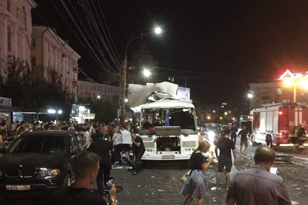 """Подполковник ФСБ, ветеран """"Альфа"""": В автобусе было безоболочное самодельное взрывное устройство"""