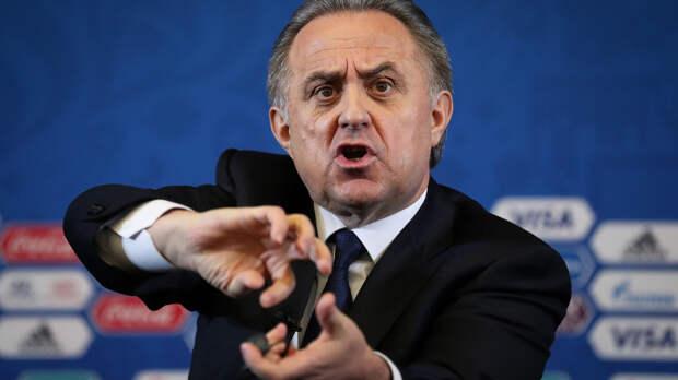 «Какой вы, на хрен, уполномоченный?» - Мутко отчихвостил иркутского омбудсмена после выговора Путина (ВИДЕО)