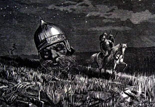 Иллюстрация Н.И. Крамской