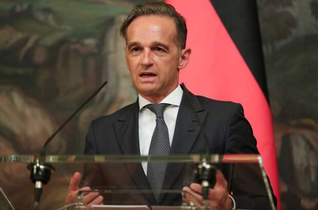 Глава МИД Германии отказал Зеленскому в поставках оружия