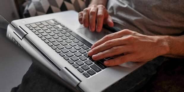 Заявление на участие в онлайн-выборах 17-19 сентября подали 150 тыс. москвичей. Фото: Ю. Иванко mos.ru