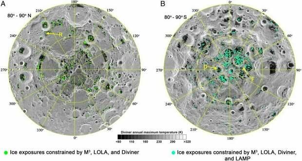 Как Россия, сша и Китай разделят Луну?