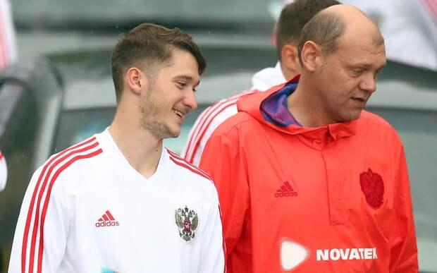Тренер сборной России Ромащенко рассказал, могут ли Головин и Миранчук одновременно выходить в стартовом составе