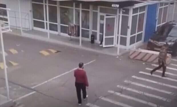 """В Одессе атаковали продавца рынка: """"избили и пустили слезоточивый газ"""""""
