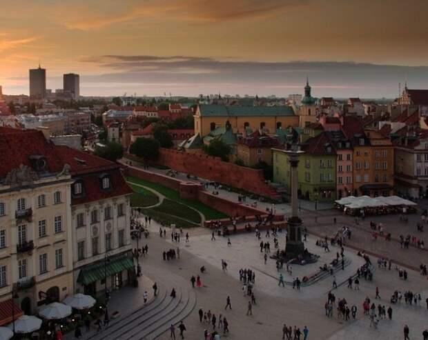 В Польше задержали гражданина страны по подозрению в шпионаже в пользу России