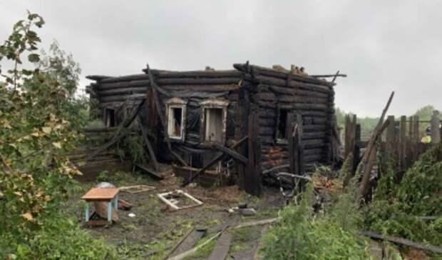 Погиб 63-летний мужчина напожаре вТобольском районе