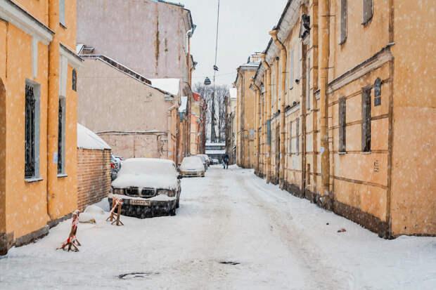 Самая страшная улица Петербурга