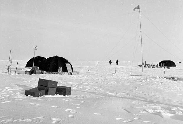 Как ЦРУ охотилось за советскими дрейфующими станциями в Арктике