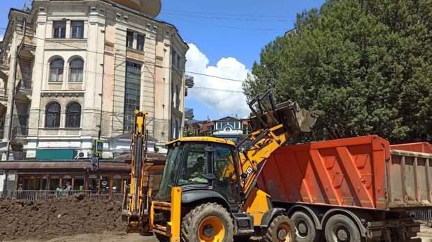 Глава Ялты сообщила о подготовке города к реконструкции после наводнения