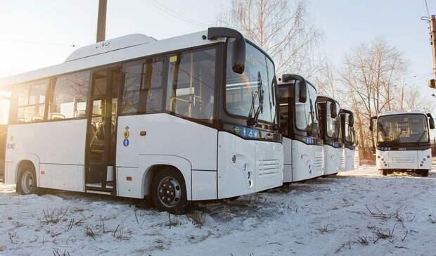 ВНижнем Тагиле новые низкопольные автобусы будут сдавать варенду