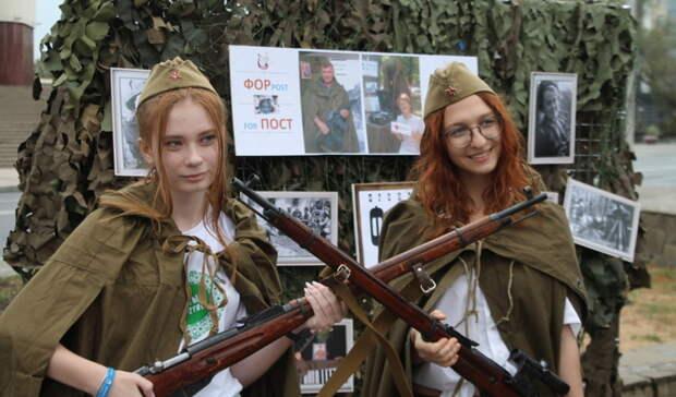 ВБелгородской области проведут две крупных военно-исторических реконструкции