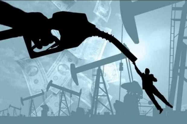 Нефть бензин АЗС
