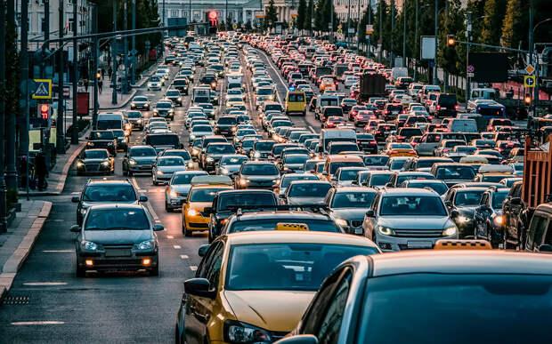 Как Москва борется с пробками: скоро это будет у вас