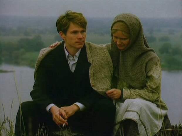 Кадр из фильма  «Золотая голова на плахе».