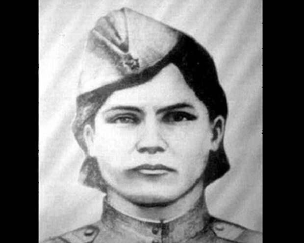 Татьяна Костырина: девушка-снайпер, уничтожившая 120 солдат вермахта