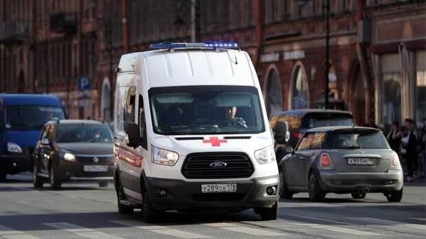 Автомобиль сбил восьмилетнего мальчика на самокате в Москве