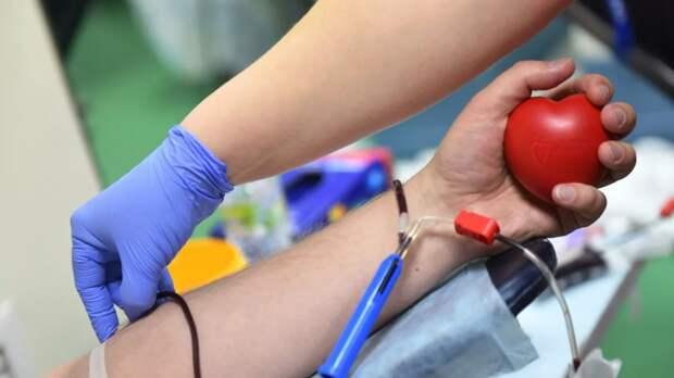 Врач рассказала о перспективах использования донорской крови вакцинированных от COVID-19