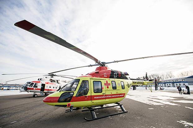 Заявленный «Ростехом» проект Национальной службы санитарной авиации, для которого завод должен был построить за два-три года 104 «Ансата», так и не стартовал