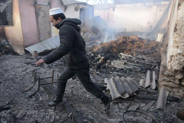 Пророссийского политика в Казахстане судят за разоблачение наци, устроивших погром дунган