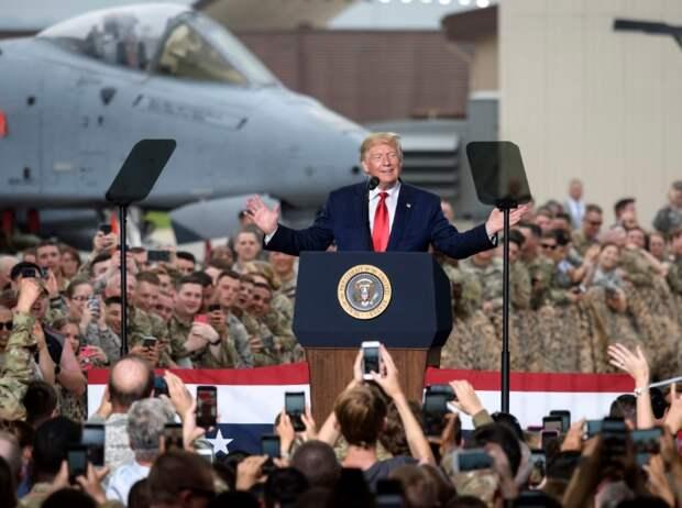 Прощальный привет от Трампа: в американские города могут ввести войска