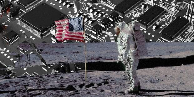 Про участие СССР в лунном заговоре США. Есть версия