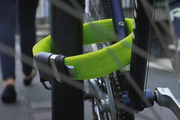 Велозамок, который невозможно вскрыть